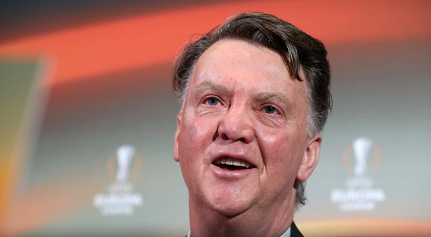 Manchester United manager Louis van Gaal believes his side can progress past Liverpool