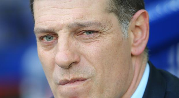 Slaven Bilic is not getting carried away as West Ham eye a Champions League spot