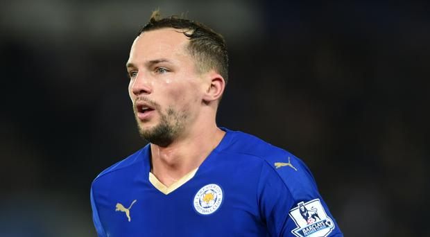Leicester City's Danny Drinkwater has earned an England call-up