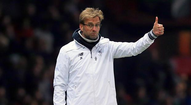 Liverpool manager Jurgen Klopp will face his old side Borussia Dortmund in the quarter-finals of the Europa League