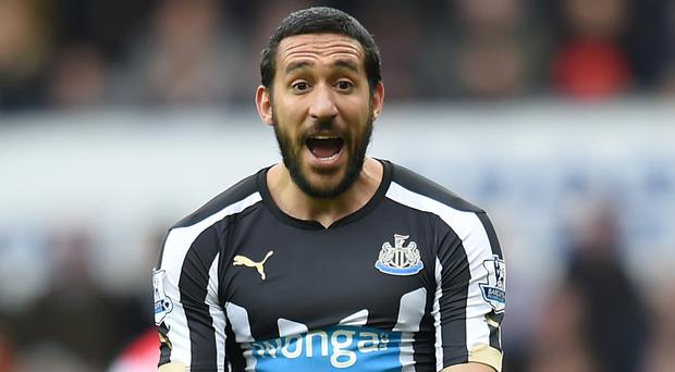 The mother of former Newcastle star Jonas Gutierrez, pictured, has claimed she considered taking her own life at St James' Park.