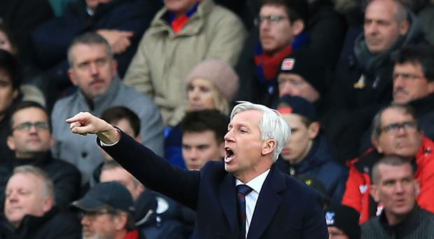 Former Newcastle manager Alan Pardew spoke at Jonas Gutierrez's employment tribunal on Thursday