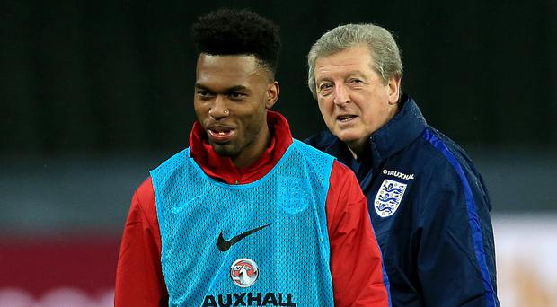 Daniel Sturridge will make his long-awaited England return on Tuesday