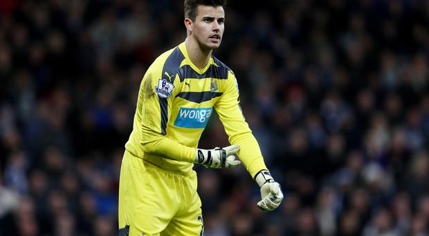Karl Darlow is set to be Newcastle's goalkeeper for the remainder of the season