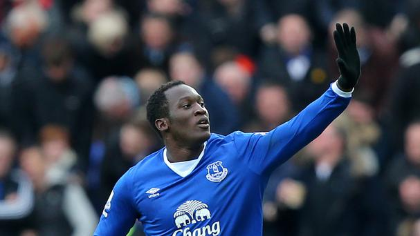 Could striker Romelu Lukaku be waving goodbye to Everton this summer?