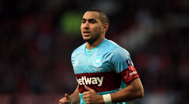 Slaven Bilic was delighted to see Dimitri Payet, pictured, make a successful return to the France fold