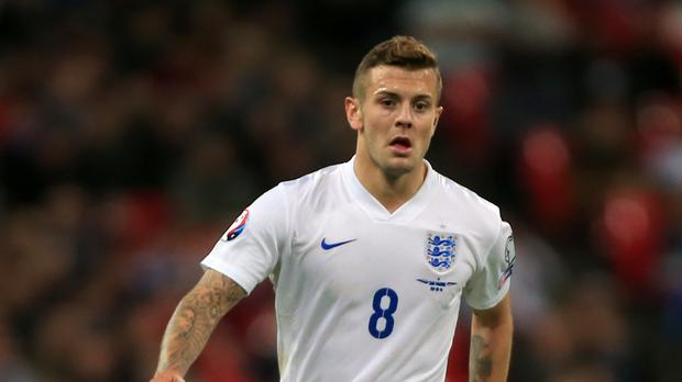 Arsene Wenger would welcome an England call-up for Jack Wilshere, pictured