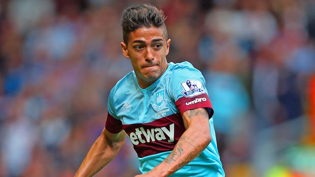 Manuel Lanzini has recently signed a deal to join West Ham permanently in the summer