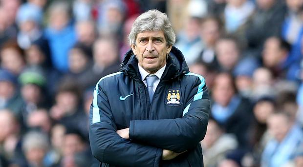Manchester City manager Manuel Pellegrini is offering no excuses for his side's poor form