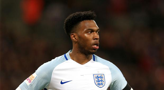 Jurgen Klopp hopes Daniel Sturridge, pictured, can give England manager Roy Hodgson a selection dilemma for Euro 2016
