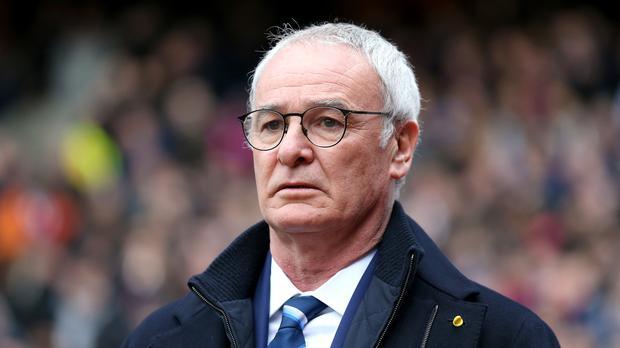 Claudio Ranieri insists his Leicester side are not under pressure