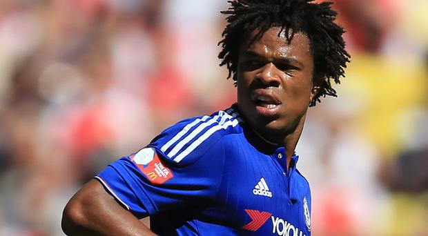 Loic Remy hobbled off after 23 minutes at Villa Park