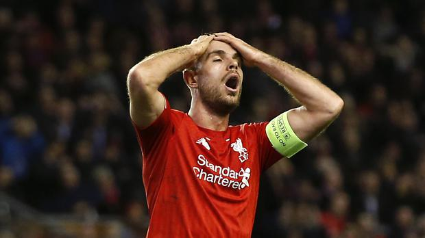 Liverpool captain Jordan Henderson believes they are close to consistently competing with the Premier League's top four