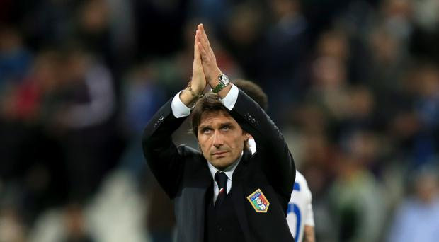 Antonio Conte will take over at Chelsea once Italy's participation at Euro 2016 is over