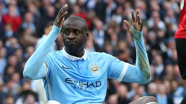Yaya Toure could be leaving Manchester City in the summer, according to his agent