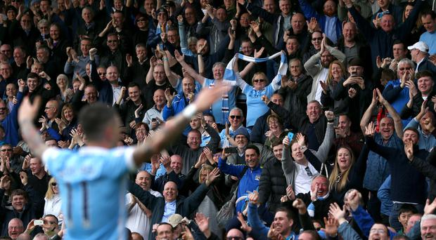 Manchester City season ticket holders will not face price increases next year