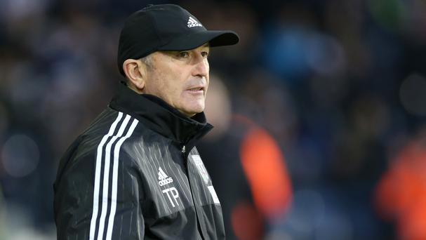 West Brom boss Tony Pulis will have a year left on his contract in the summer