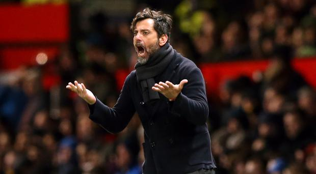 Quqiue Sanchez Flores takes full responsibility for Watford's poor Premier League run