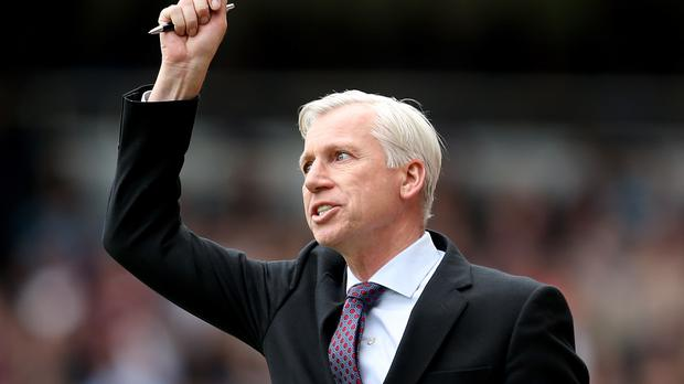 Alan Pardew is keen to get an important win against Norwich on Saturday