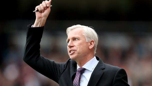 Alan Pardew believes his side could still have a great season