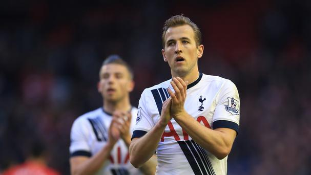 Harry Kane has been lauded as a