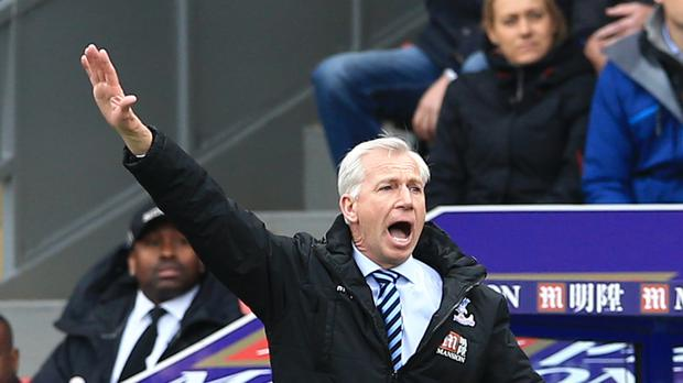 Crystal Palace manager Alan Pardew saw his side end their long wait for a Premier League win in 2016