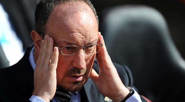 Rafael Benitez admits Newcastle's fearful performances are further jeopardising their Premier League status