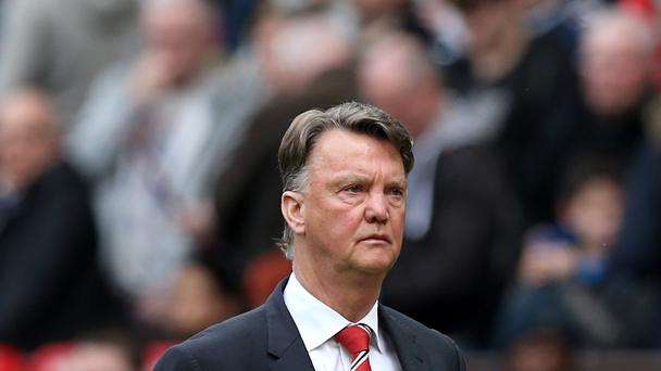 Manchester United manager Louis van Gaal saw his side's preparations for Sunday's game disrupted