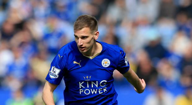 Leicester's Marc Albrighton is determined to enjoy every minute of the Barclays Premier League title run-in