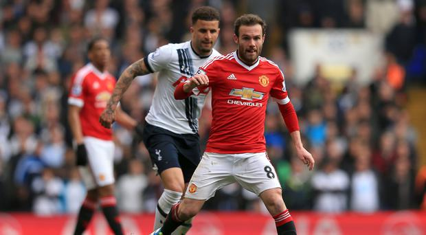 Juan Mata said Manchester United cannot afford to dwell on the loss at Tottenham