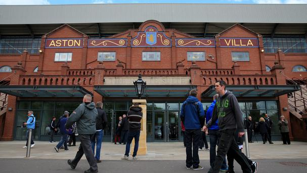 Staff at Villa Park have been warned about job cuts