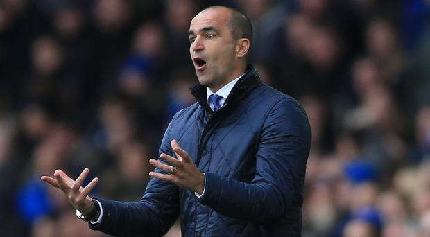 Roberto Martinez insists he is under no more pressure than at any other time in his managerial career