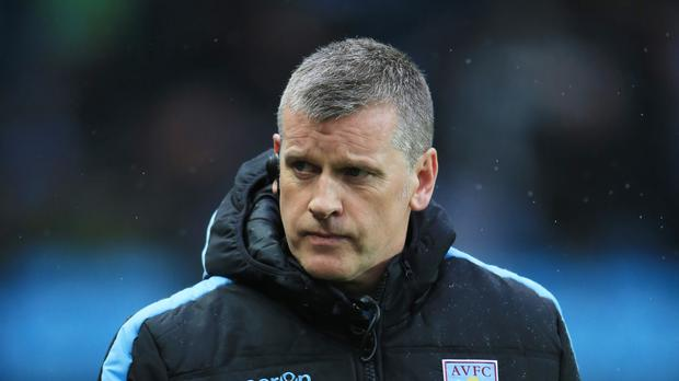 Eric Black is currently in caretaker charge of Aston Villa, who can be relegated on Saturday.