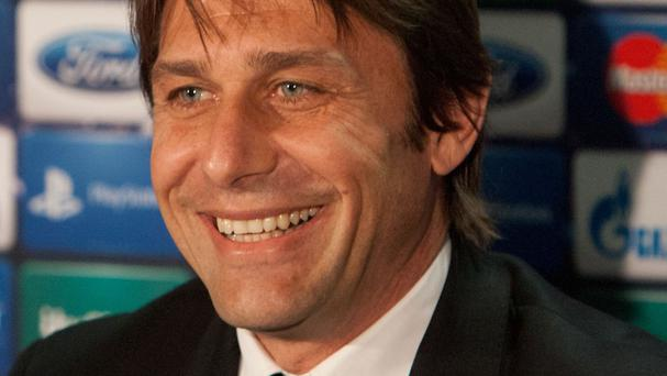 Antonio Conte's first match in charge of Chelsea will take place on July 16 at Rapid Vienna