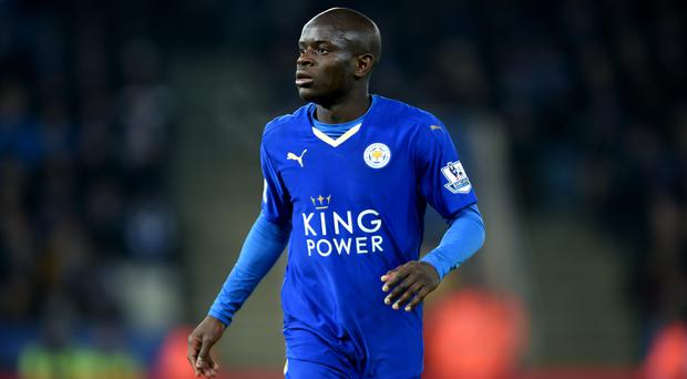 N'Golo Kante has been a revelation for Leicester