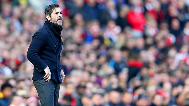 Watford manager Quique Sanchez Flores has not seen his side win in six Barclays Premier League outings