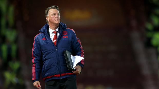 Louis van Gaal feels he is unfairly scrutinised
