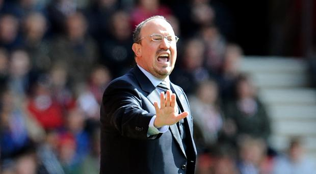 Newcastle manager Rafael Benitez is hoping to celebrate his birthday with three much-needed points