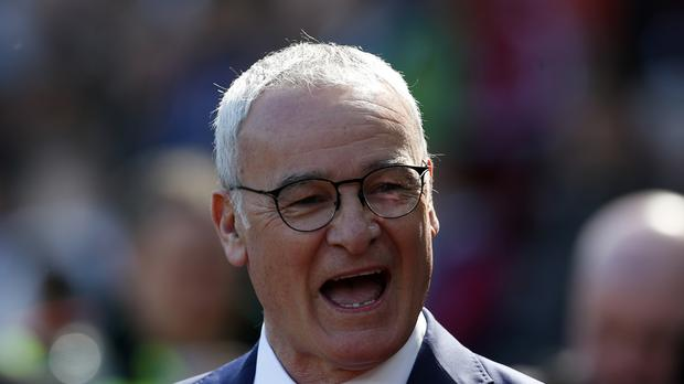 Leicester manager Claudio Ranieri has taken the Foxes to the top of the Barclays Premier League.