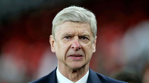 Arsenal manager Arsene Wenger was unhappy to see his side drop points at home to Crystal Palace