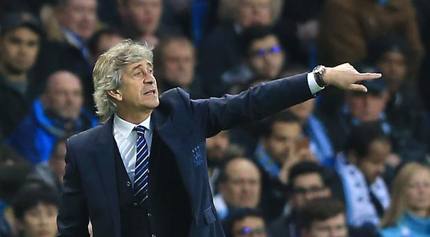 Manchester City manager Manuel Pellegrini is in the final few weeks of his tenure