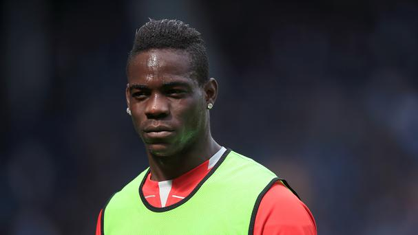 Mario Balotelli feels his future lies away from Liverpool