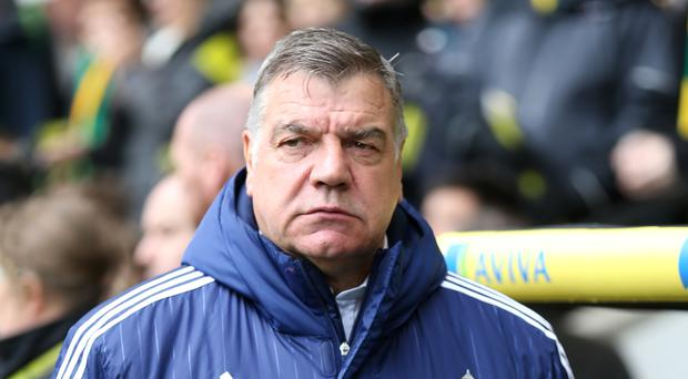 Sunderland manager Sam Allardyce was among those involved in clashes that took place during the 3-0 win at Norwich