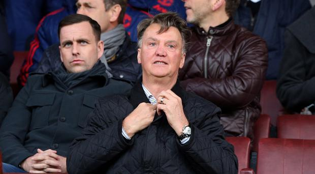 Louis van Gaal says the visit of Crystal Palace is a must-win game for Manchester United