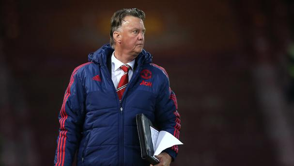 Louis van Gaal has strong belief in his Manchester United team