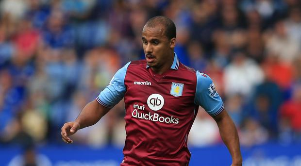 Gabriel Agbonlahor has been suspended by Aston Villa for a second time this season