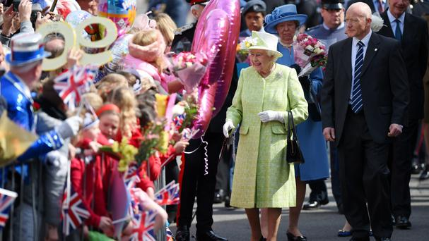 The Queen could be an Arsenal fan, according to Labour leader Jeremy Corbyn