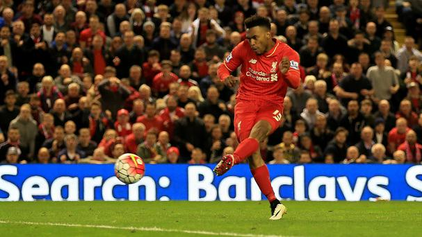 After racing to 50 goals for Liverpool, Daniel Sturridge has his sights set on much bigger targets
