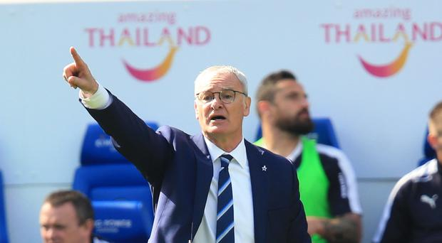 Leicester manager Claudio Ranieri replaced Nigel Pearson last summer and has taken the Foxes to the brink of the title.