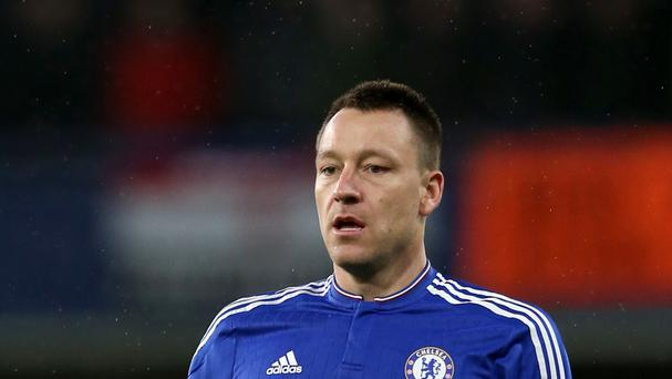 John Terry could return for Chelsea this season